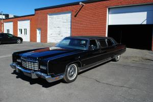 Lincoln: Continental Limousine