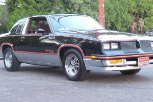 Oldsmobile: Cutlass Hurst