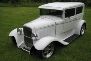1930 Ford Model A Tudor Photo