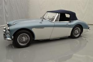 1963 Austin Healey Austin Healey 3000 Mark II