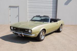1968 Chevrolet Camaro None
