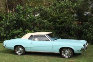 1969 Mercury Cougar Convertible 351W Automatic in QLD