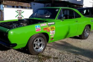 PLYMOUTH BARRACUDA 1967 440 CI *****RELISTED DUE TO ERROR IN BIDDING***