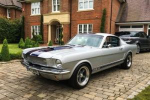 1965 Ford Mustang Fastback - Manual - 5.0L Upgrade - Power Steering & Air Con