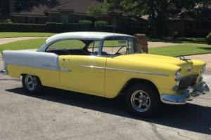 1955 Chevrolet Bel Air/150/210 BEL AIR CALIFORNIA