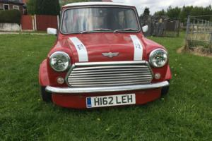 MINI COOPER FLIP FRONT HONDA TYPE R ENGINE READY TO GO SOUNDS AWESOME BARGAIN