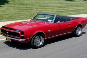 1968 Chevrolet Camaro SS Convertible with A/C