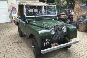 LAND ROVER SERIES 1 80 IN 1950
