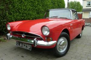 Sunbeam Alpine GT Series V 1967