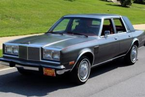 1983 Chrysler New Yorker Fifth Avenue