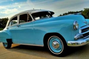 1951 Chevrolet Sedan RUNS DRIVES LOOKS GREAT COLLECTOR CLASSIC CRUISER
