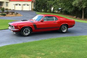 1970 Ford Mustang 1970 Boss 302 Highly Optioned *Rare* W-code 4.30
