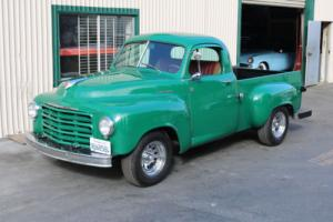 1949 Studebaker C Cab pickup truck 390 Ford engine