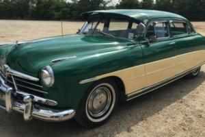 1950 Other Makes Hudson Commodore 6