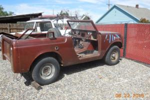 1963 International Harvester Scout