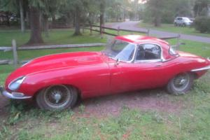 1964 Jaguar E-Type Photo