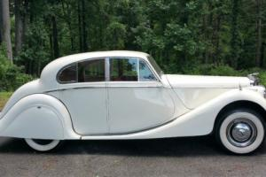 1949 Jaguar Mark V Photo