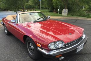 1987 Jaguar XJS Photo