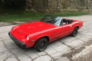 1973 Other Makes Jensen-Healey Convertible