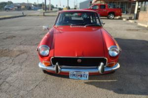 1971 MG MGB GT Photo