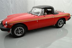 1978 MG B Mark III MGB Photo