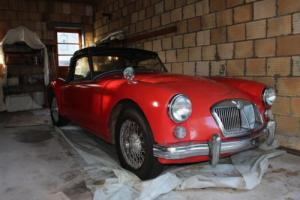 1962 MG MGA Photo