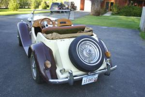 1953 Replica/Kit Makes MG MGT Photo