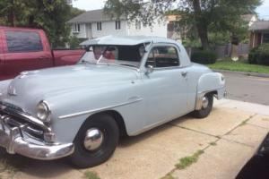 1951 Plymouth Coupe