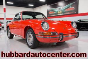 1969 Porsche 911 Arguably the best in the world, matching numbers f