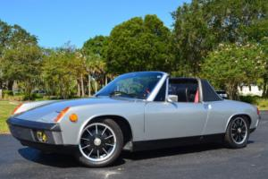 1970 Porsche 914 Targa 2-Door Roadster