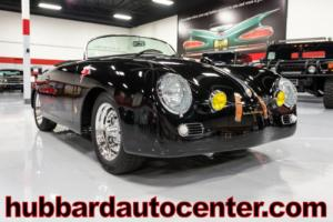 1957 Porsche 356 130 HP Porsche Speedster Outlaw Replica, WOW!
