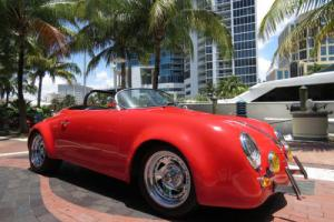 1955 Replica/Kit Makes Porsche 356 Speedster