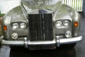 1963 Rolls-Royce silver cloud