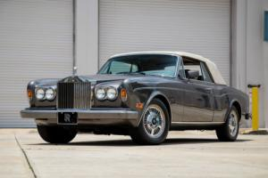 1988 Rolls-Royce Corniche Photo