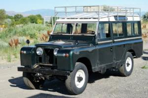 1964 Land Rover Defender Photo