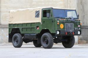 1976 Land Rover Forward Control 101