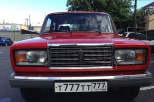 1984 Other Makes Lada 2107 VAZ 2107 CCCP / USSR / Russian car