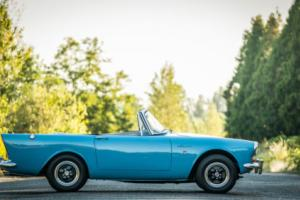 1963 Sunbeam Alpine GT Roadster