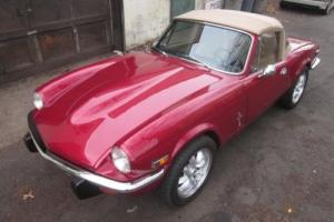 1972 Triumph Spitfire Spit Six Photo