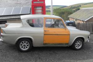 1967 FORD ANGLIA SUPER 123E VENETIAN GOLD (ONLY 500 IN THIS COLOUR)