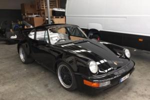 Porsche 911 Unfinished Project in VIC