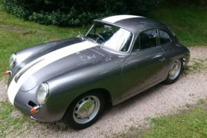 PORSCHE 356SC 1964 RHD UK REGISTERED