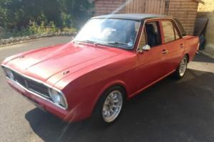 FORD CORTINA MK2 1600 crossflow 711m
