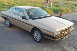 LANCIA GAMMA COUPE 2.5 ,1984 49500 MILES ,LOVELY CAR