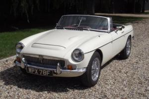 MGC Roadster in Superb Order Throughout