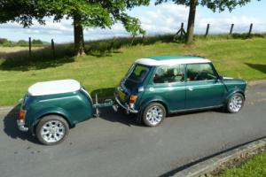 Mini Cooper Si c/w matching trailer