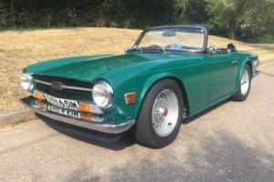 Triumph TR6 (UK CAR) LOW RESERVE