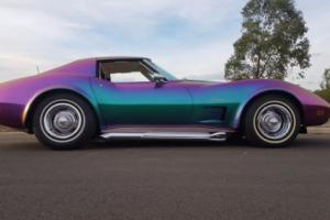1974 Chevrolet Corvette Stingray Supercharged in VIC