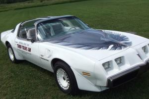 Pontiac: Trans Am Indianapolis Daytona 500 Pace Car Indy