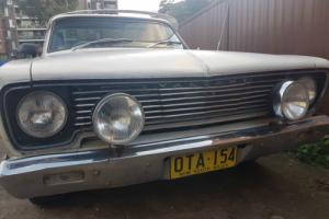 VC Valiant UTE Original NO Rust Outback Survivor